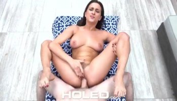 Pressley Carters pussy rammed by trainer