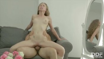 Gorgeous blonde milf ass fingering and pussy toying on webcam