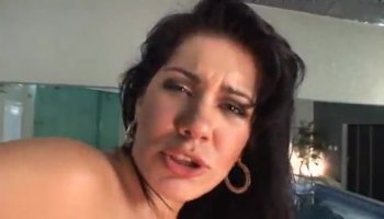 Beautiful MILF Pristine Edge make sex video to earn money and revenge to ex husband